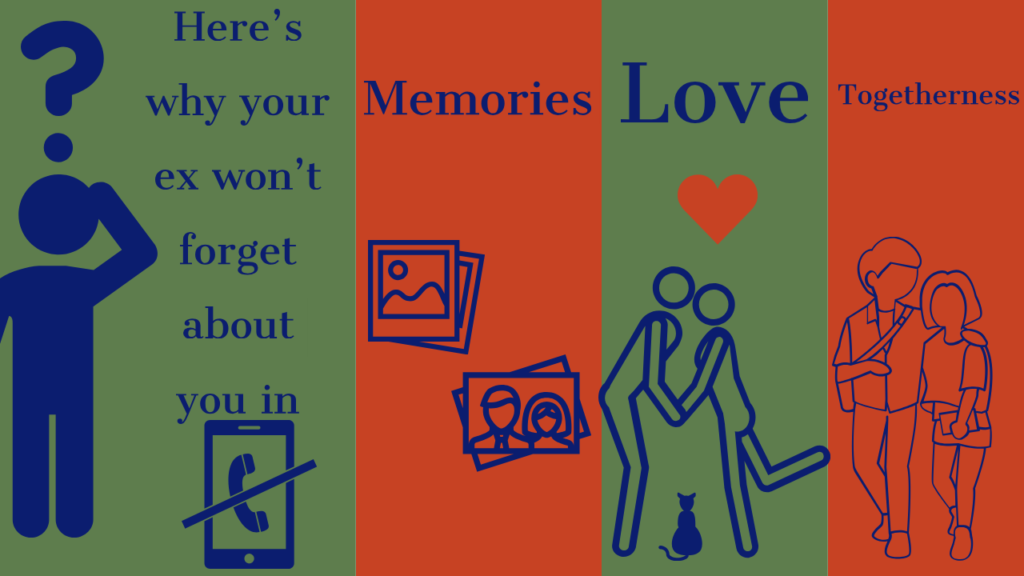 How to get rid of girlfriend memories