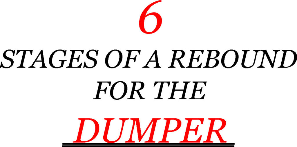 6 Stages Of A Rebound Relationship For The Dumper - Magnet
