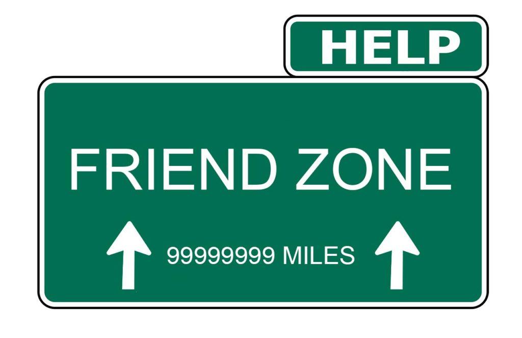 Friendzoned by my ex