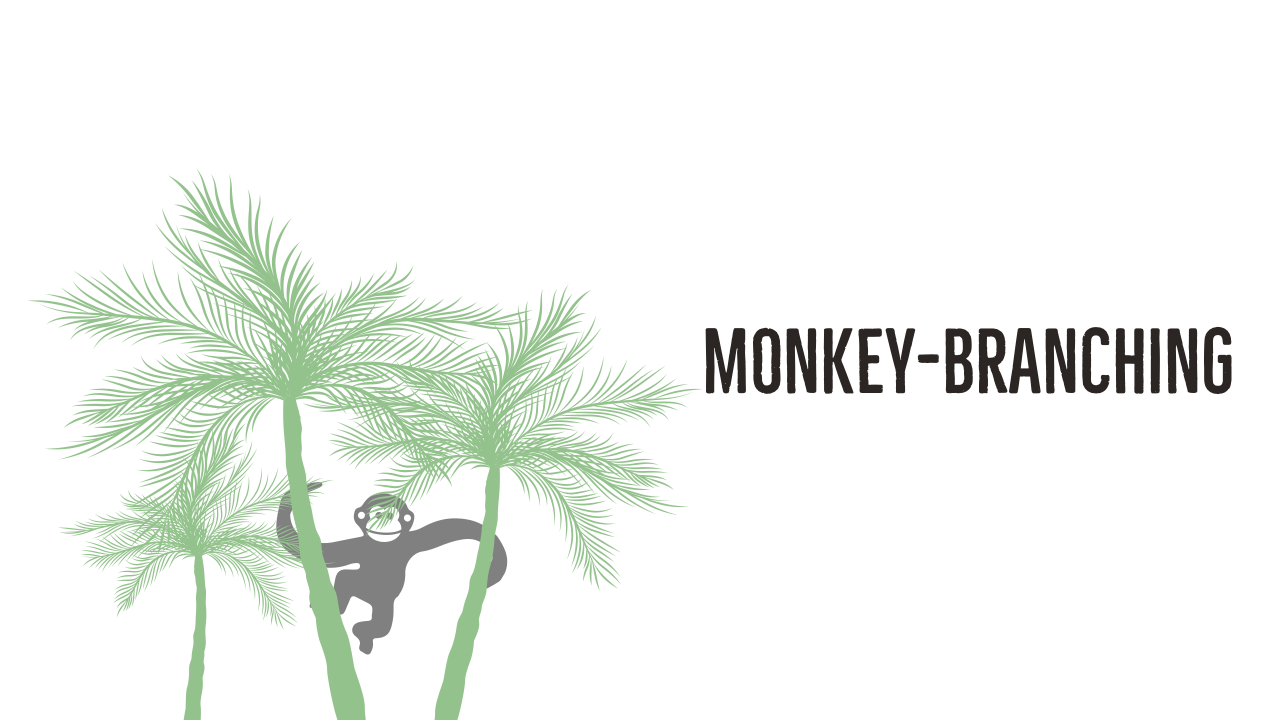 Monkey branching relationship