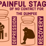 3 Painful Stages Of No Contact For The Dumpee