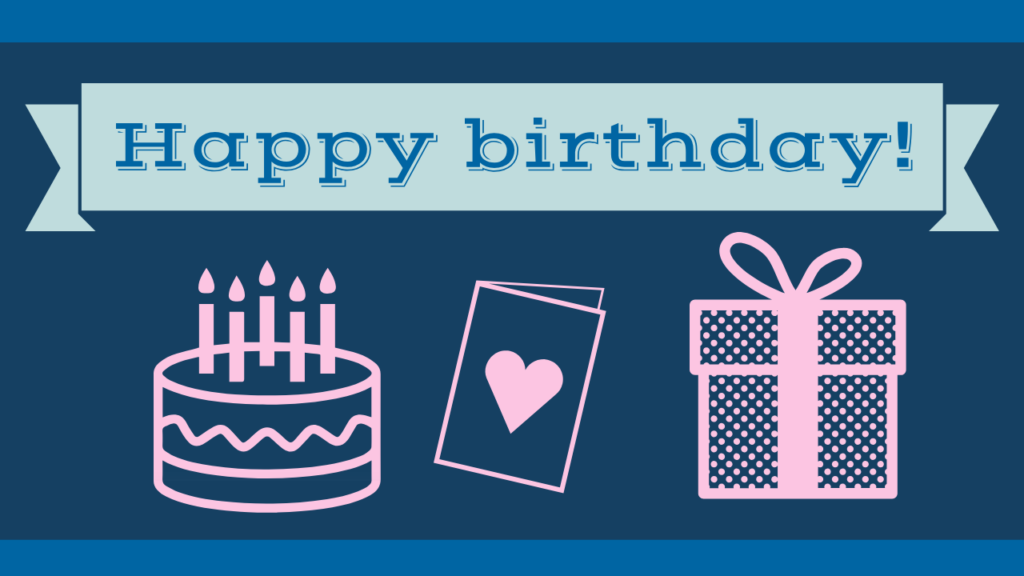 Astonishing Is It Safe To Wish Your Ex A Happy Birthday Magnet Of Success Personalised Birthday Cards Veneteletsinfo