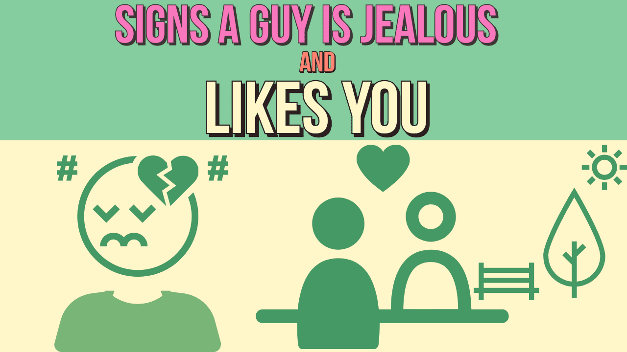 A jealous does that man mean what when is Signs Of