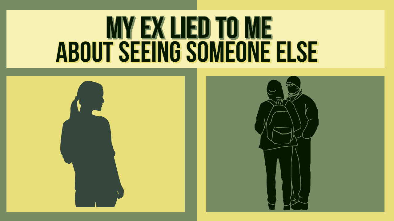 Ex seeing what else to your someone is if do Here's What