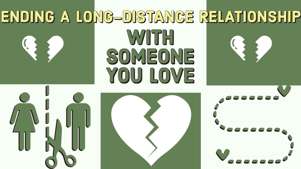 Distance images love of Long Distance